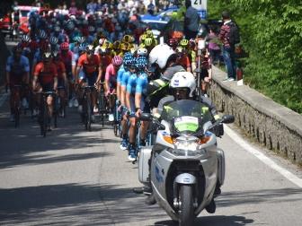 Der Giro kommt immer näher