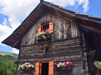 Sankt Oswalder Bockhütte