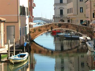 """Chioggia - auch """"Klein Venedig"""" genannt: Hier ist der Beweis, warum."""