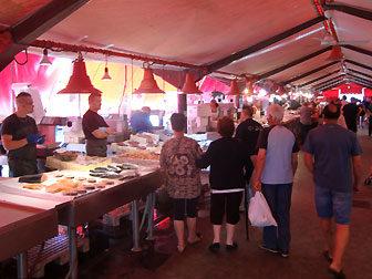 Der Fischmarkt in Chioggia - ein absoluter Pflichttermin.