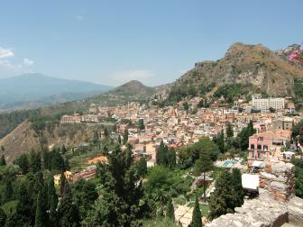 Ätna auf Sizilien