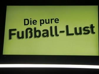 Fußball-Lust