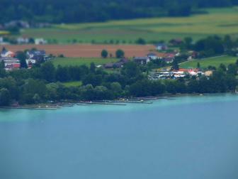 Kitzelberg  am Klopeiner See