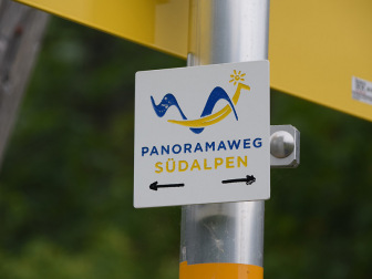 Panoramaweg Südalpen