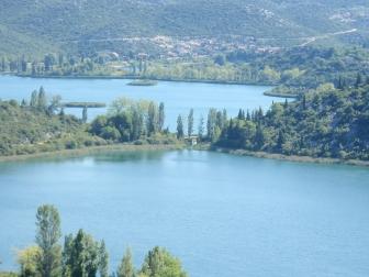 Baćina-Seen