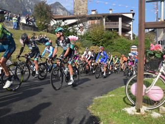Giro d'Italia in Poffabro