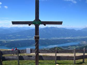 Obermillstätter Almkreuz