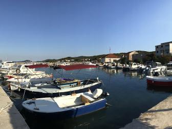 Hafen Dobropoljana