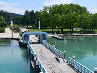 Schiffanlegestelle Klagenfurt