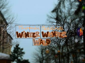 Villacher Winter Wunder Wald