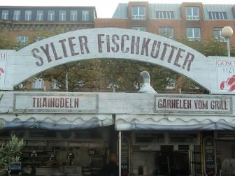 Sylter Fischkutter